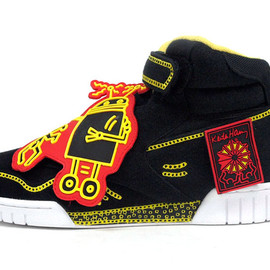 Reebok - EX-O-FIT PLUS 「KEITH HARING」 「LIMITED EDITION」