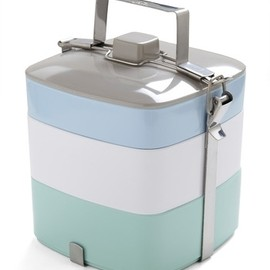 ModCloth - Tasty Trio Tiffin Box in Light Lunch