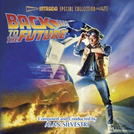 Alan Silvestri - Back To The Future: 2 CD SET