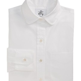 BLACK FLEECE BY Brooks Brothers - Oxford Round-Collar Shirt