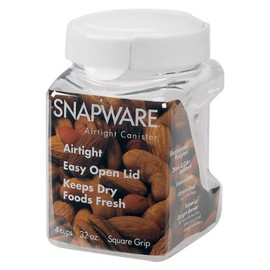 Snapware - Square-Grip Canister