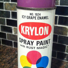 KRYLON - KRYLON 1968 ICY GRAPE