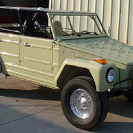 VolksWagen - Thing 181 Safari