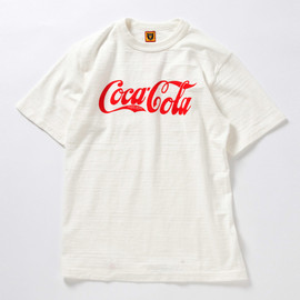 HUMAN MADE - HUMAN MADE X Coca-Cola X BEAMS - '13 S/S T-SHIRTS ¥8,190
