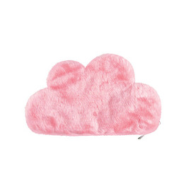 The Whitepepper - Fluffy Cloud Clutch Pink