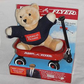 Radio Flyer - RADIO FLYER  AMERICA'S PROMISE   COLLECTION dated 1999