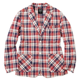 MACKDADDY - TWO-BUTTON SHIRT JACKET