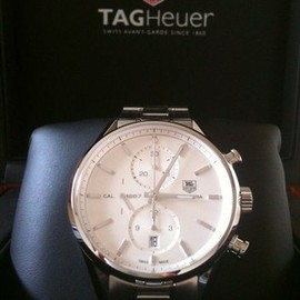 TAG Heuer - Carrera Chronograph Calibre 1887