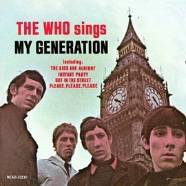 The Who - Who Sings My Generation