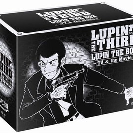 モンキー・パンチ - LUPIN THE BOX -TV&the Movie-