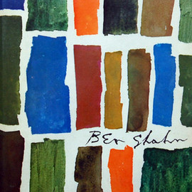 BEN SHAHN - BEN SHAHN PAINTINGS