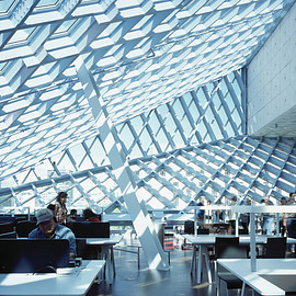 OMA - Seattle Central Library