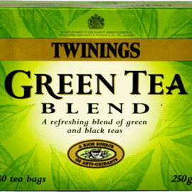 Twinings - Green Tea Blend Tea Bags (80 per pack - 250g)