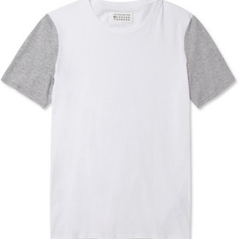 Maison Martin Margiela - Cotton Crew Neck T-Shirt