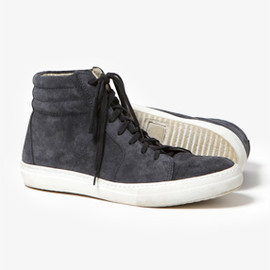 nonnative - SKATER TRAINER COW LEATHER