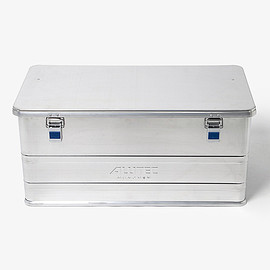 ALUTEC - ALUMI CONTAINER WITH LID L