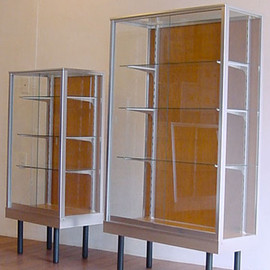 PACIFIC FURNITURE SERVICE - GLASS CASE AL60