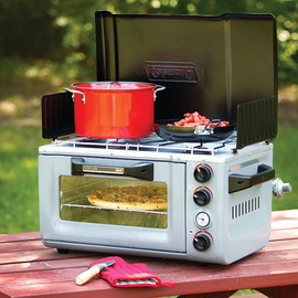 Coleman  - Outdoor Portable Oven & Stove