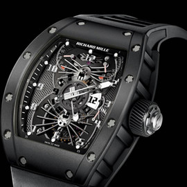 Richard Mille RM 022 Carbon Tourbillon Aerodyne Dual Time