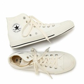 CONVERSE - MHL. × CONVERSE ALL STAR CANVAS 2COLORS