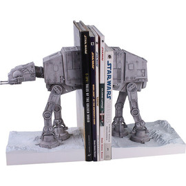 Star Wars - The Empire Strikes Back AT-AT Bookends