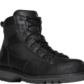 "Danner - APB™ 6"" Leather/Fabric Uniform Boots - Black"