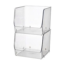 PUEBCO - PLASTIC STACKING STORAGE Deep