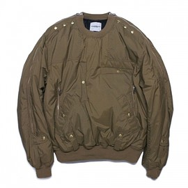 TAKAHIROMIYASHITA The SoloIst - flight jacket type Ⅲ.