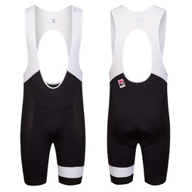 Rapha - Lightweight Bib Shorts Black/White 2014 SS