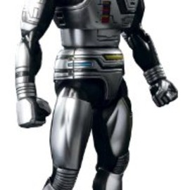 MegaHouse - ACTION WORKS TOEI HERO THE LIVE 02 宇宙刑事ギャバン