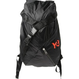 Y-3 - Y-3 MEN(ワイスリーメン)のFUTURE OF SPORTS PACK BACKPACK(バックパック/リュック)|ブラック