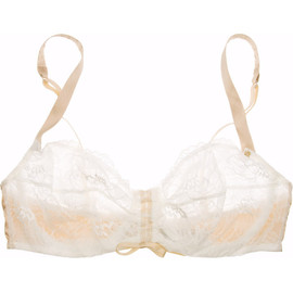 Nina Ricci - Lace and satin bra