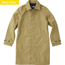 THE NORTH FACE - ALPHADRY HYVENT Coat ナツメグタン