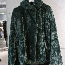 Thierry colson - fakefur coat