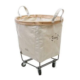 Steele Canvas Basket - SMALL CARRY BASKETS