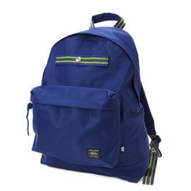 """HEAD PORTER - """"IVY"""" DAY PACK NAVY"""