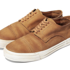 SWAGGER - LEATHER SNEAKERS