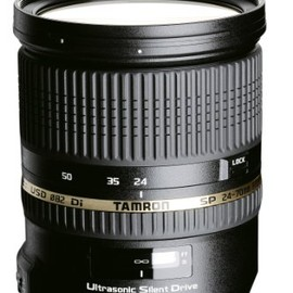TAMRON - TAMRON SP24-70mm F2.8 Di VC USD ニコン用 A007N