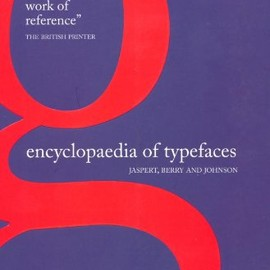 Berry and Johnson Jaspert - Encyclopaedia of Typefaces