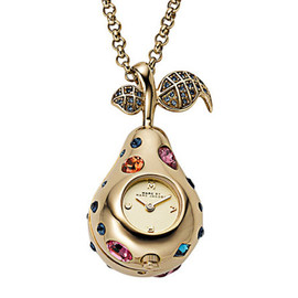 MARC BY MARC JACOBS - WATCH NECKLACE