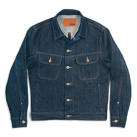 Taylor Stitch - The Long Haul Jacket in Cone Mills '68 Selvage: Featured Product Image