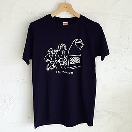 "長場 雄 - ""A Piece for a day"" T-Shirt"