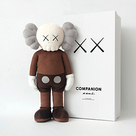 "KAWS - ""CLEAN SLATE"" @ Shanghai Times Square & Limited Edition Mini Plush Doll"
