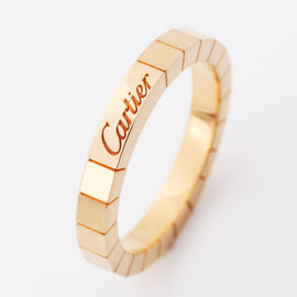 Cartier - Laniere K18 PG ring