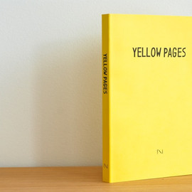 """Noritake - NOTEBOOK """"YELLOW PAGES"""""""