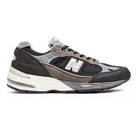 New Balance, Slam Jam - M991 - Charcoal Grey/Grey