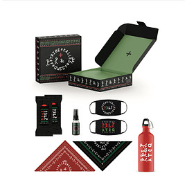 A Tribe Called Quest - ATCQ Stick Figure Survival Kit
