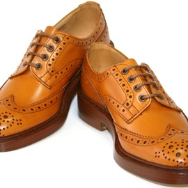 Tricker's - Bourton Acorn Antique Calf