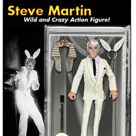 Steve Martin Wild & Crazy Action Figure