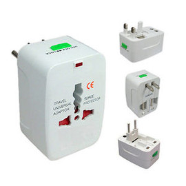 D-Link - Travel Universal Adapter